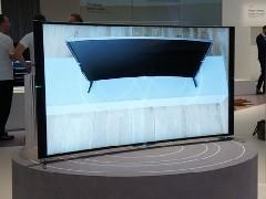 索尼第二代4K曲面电视正式亮相<font color='#FF0000'>IFA2014</font>