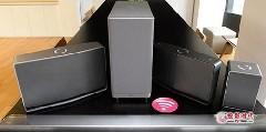 LG推自动播放音乐的无线音响系统