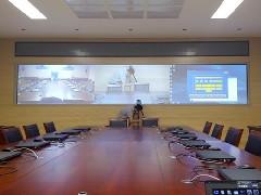 大视电子MPG-203高清融合器配合<font color='#FF0000'>Pentagon</font>™多画面处理器服务于云南某部队会议室