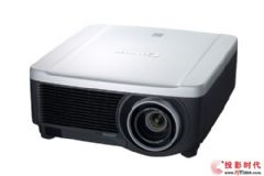 佳能发布6000流明高亮度<font color='#FF0000'>LCOS</font>高分辨率投影机新品WUX6000