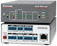 Extron<font color='#FF0000'>IPCP</font>Pro250高性能控制处理器现已供货