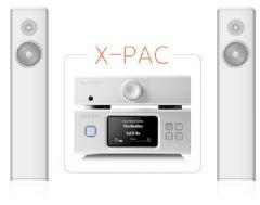 数码音乐完整解决方案:<font color='#FF0000'>Aurender</font>X-PAC两件式系统