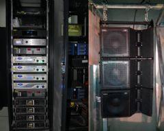 埃威姆携手美国百威音响设备进驻烟台城市展示馆影院