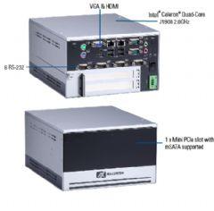艾讯新品四核心无风扇<font color='#FF0000'>嵌入式</font>计算机系统eBOX638-840-FL