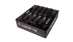 <font color='#FF0000'>Allen</font>&nbsp;&&nbsp;HEATH发布XONE:43模拟DJ调音台