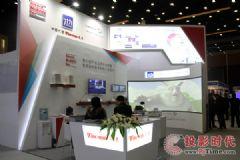 携三大国际一线品牌赢康前沿视听科技点亮InfoCommChina2015
