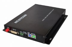 <font color='#FF0000'>DVI</font>光端机+数据+音频+PS2键盘鼠标方案