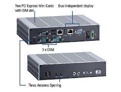 艾讯发表低功耗无风扇<font color='#FF0000'>嵌入式</font>PC系统eBOX626-841-FL