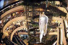 哈曼专业音响凑响曼谷全新豪华购物新地标