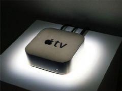 苹果新款<font color='#FF0000'>Apple</font>&nbsp;<font color='#FF0000'>TV</font>来了&nbsp;它就是一个盒子