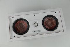高音侧倾微调设计:Audiolife&nbsp;HD5050C<font color='#FF0000'>嵌入式</font>喇叭