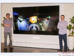 <font color='#FF0000'>Vizio</font>推出120英寸HDR电视售价堪比高配宝马