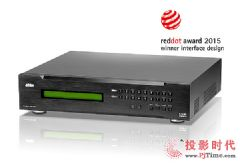 宏正推出<font color='#FF0000'>HDbaseT</font>精简版4×4和9×9&nbsp;HDMI矩阵切换器