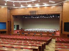 Renkus-heinz扬声器在江西政府千人会议厅大放异彩