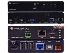亚狄罗推出应用于云端会议服务的集成4K协同系统