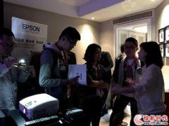 第24届上海HI-FI展爱普生家用投影机带来生活新方式
