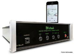 搭载<font color='#FF0000'>DTS</font>&nbsp;Play-Fi:美国麦景图McIntosh&nbsp;MB50数字播放器