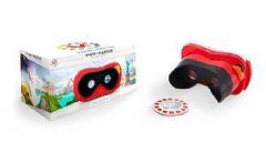 <font color='#FF0000'>Google</font>与玩具制造商将合作为小朋友量身定制一款VR头盔