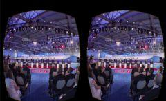 VR亮相美国大选新技术成为焦点
