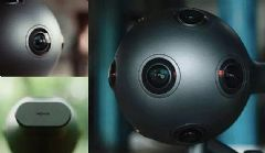 诺基亚全景相机<font color='#FF0000'>OZO</font>本月底上市售价超30万元