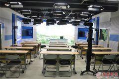 广西第一间无线虚拟演播教室是如何炼成的
