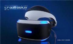<font color='#FF0000'>PlayStation</font>VR头显详细参数曝光