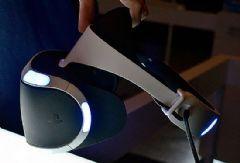 索尼PSVR套装今日开启预订售价3200元