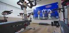 <font color='#FF0000'>LG</font>视频墙重塑万豪酒店健身中心客户体验