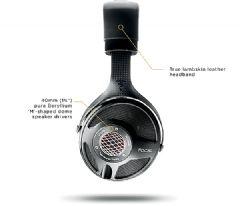 采用铍驱动单元:法国峰凯<font color='#FF0000'>Focal</font>Utopia开放式头戴耳机