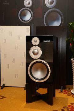 再登颠覆:雅马哈<font color='#FF0000'>Yamaha</font>发表NS-5000旗舰音箱