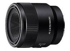 索尼正式发布FE&nbsp;50mm&nbsp;<font color='#FF0000'>F2</font>.8微距镜头