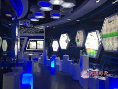 乐丽投影机为广西石墨烯研究院展览馆添彩