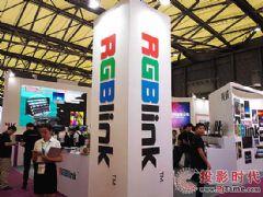 RGBlink视诚<font color='#FF0000'>4K</font>处理器精彩演绎上海国际LED展