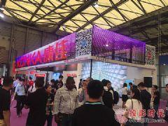 康佳壹视界重量级新品夺目上海国际LED展