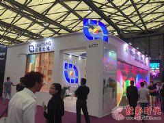 丽晶光电碳纤维箱体P3.9和前维护压铸铝箱体P2.8亮相上海国际<font color='#FF0000'>LED</font>展