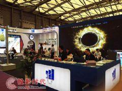 大盛光电<font color='#FF0000'>LED</font>双面显示招牌屏亮相上海国际<font color='#FF0000'>LED</font>展