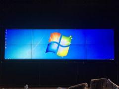 大视电子<font color='#FF0000'>MM5000</font>飓风超高清拼接处理器点对点拼接成功服务于成都某展厅