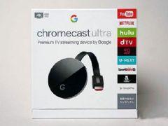 谷歌推出升级版ChromecastUltra:支持<font color='#FF0000'>4K</font>HDR