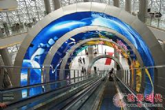 """盘点上海三思""""玩转""""的创意LED屏"""