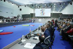 <font color='#FF0000'>TAIDEN</font>多媒体会议系统助力第17届不结盟运动峰会