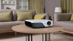 奥图码激光家庭影院投影机ZH33评测