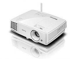 明基无线智能商务投影机E500简评