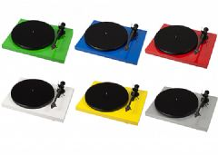入门价位也有碳纤唱臂:宝碟Pro-Ject&nbsp;Debut&nbsp;C<font color='#FF0000'>AR</font>bon&nbsp;Esprit唱盘
