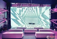 Vivitek(丽讯)激光投影打造震撼赛车3D&nbsp;<font color='#FF0000'>Mapping</font>&nbsp;Show
