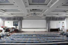 索诺克工程投影机进驻天庆实验中学