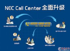 "<font color='#FF0000'>NEC</font>&nbsp;Call&nbsp;Center系统全面升级,服务从""心""开始"