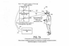索尼新专利曝光未来或将通过MEMS投影器实现追踪