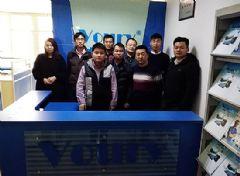 Voury卓华济南营销中心经典案例书写企业新高度