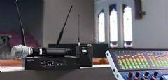舒尔无线系统与<font color='#FF0000'>Yamaha</font>调音台高度集成扩展全新功能!