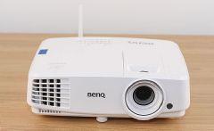 无线投屏 明基智能商务投影机E560评测